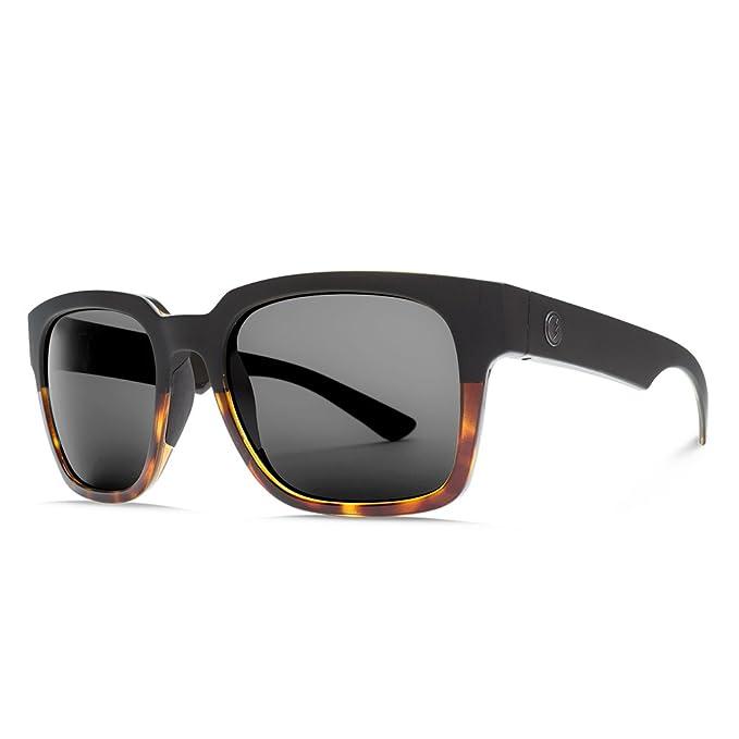 Electric Gafas De Sol Polarizadas Zombie S Darkside Tortoise-Ohm Gris (Default, Negro