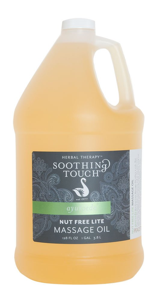 Soothing Touch W67354G Nut Free Oil, 1 Gallon