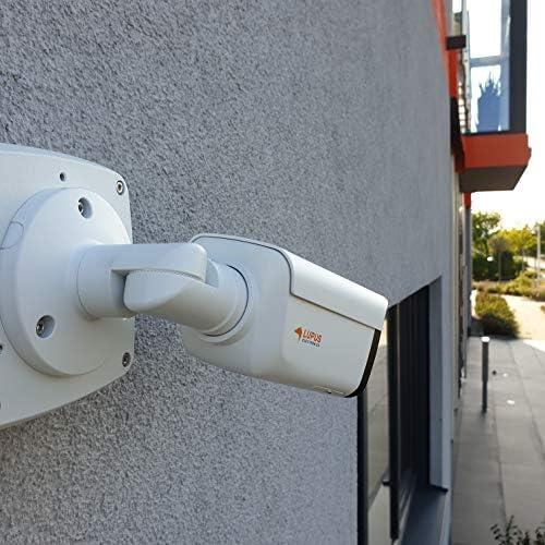 Lupus Le221 8mp Poe Kamera Für Draußen Sd Slot Motorzoom Nachtsicht Bewegungserkennung Ios Und Android App Integrierbar In Die Lupusec Smarthome Alarmanlage Inkl Verwaltungssoftware Baumarkt
