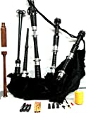 Bagpipes Starter Kit with Tutor Book Practice
