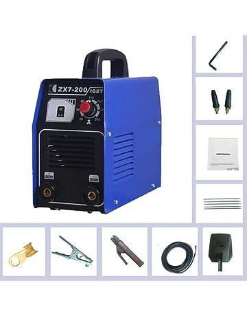 SUNCHI ZX7-200 220V 200AMP Welding Machine DC Inverter MMA ARC Welder Kit Equipment …