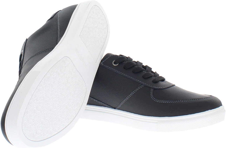 Ethan Memory Foam Lace Up Shoes Black