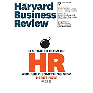 Harvard Business Review, July 10, 2015 Periodical