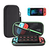 Nintendo Switch carry case with 10 Game Cartridges for Nintendo Switch Console & Accessories Review