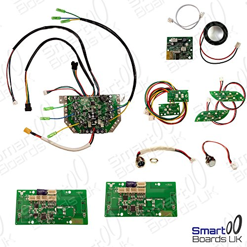 Hoverboard PCB REPAIR KIT WITH BLUETOOTH INCLUDED 3 BOARD SYSTEM - Swegway  2 Wheel Smart Scooter Gyro Main PCB TaoTao
