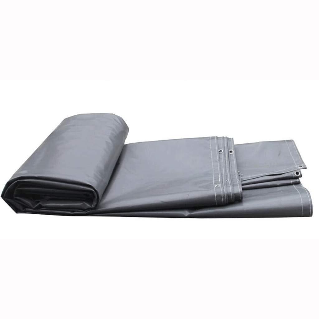 3m2m Tissu Anti-Pluie Grattoir à Couteau épais de Haute résistance en PVC Tissu Oxford Anti-Pluie Camion en Toile de Tente versé (Taille   3m2m)