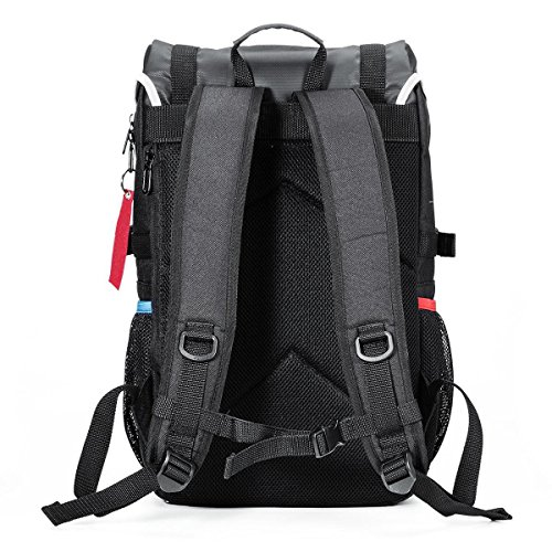 KYFW Laptop Outdoor Rucksack Reise Wandern Camping Rucksack Pack Casual Large College School Daypack,A-28*16*51cm-20-35L A-28*16*51cm-20-35L