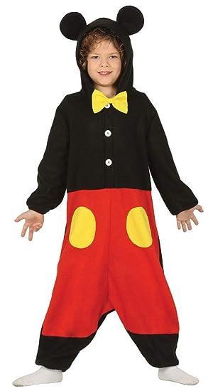 Guirca Disfraz Infantil de ratoncito 5-6 años: Amazon.es: Hogar