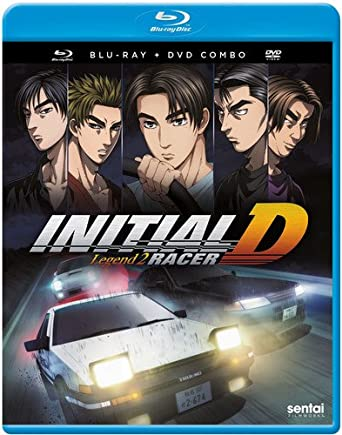 new initial d the movie - legend 2 racer