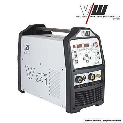 Digital sudor dispositivo AC/DC Wig V241 Pulso AC/DC, WIG 200 A ...