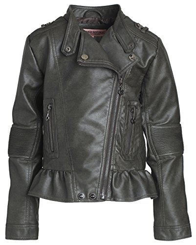 Urban Republic Toddler Leather Motorcycle