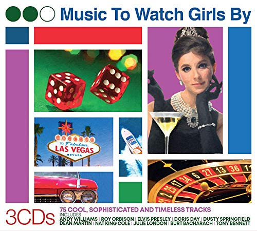 Price comparison product image Music To Watch Girls By / Various