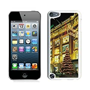linJUN FENGPopular Sell Design Christmas Eve White iPod Touch 5 Case 1