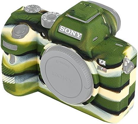 Sony A7iii Kamera Gehäuse Fall Profi Agnes Gummi Elektronik