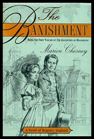book cover of The Banishment