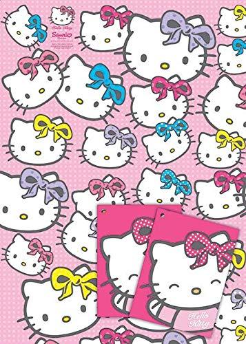 FNA FASHIONS Hello Kitty - Juego de Accesorios para Fiesta ...
