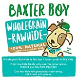 Baxter Boy Premium Rawhide Chips for Dogs Extra