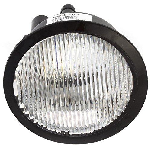 04 Rh Fog Light Lamp (CarPartsDepot FIT 04-08 NISSAN MAXIMA DRIVNG FOG LIGHT PASSENGER RIGHT RH LAMP NI2593116)