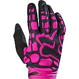 2017 Fox Racing Youth Girls Dirtpaw Gloves-Black/Pink-YM