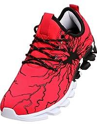 Men's Stylish Graffiti Personality Sneakers