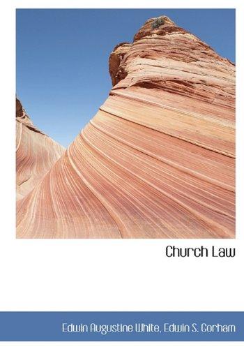 Church Law PDF