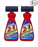 Carbona 2-In-1 Carpet Cleaner, 27.5 Fl Oz 2 PACK