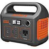 Jackery Portable Power Station Explorer 240, 240Wh Backup Lithium Battery, 110V/200W Pure Sine Wave AC Outlet, Solar Generator (Solar Panel Optional) for Outdoors Camping Travel Hunting Emergency