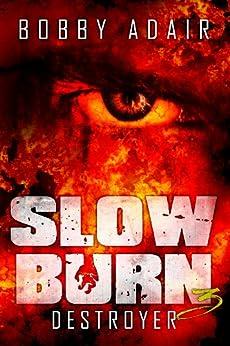 Slow Burn: Destroyer, Book 3 by [Adair, Bobby]