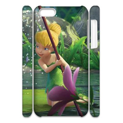SYYCH Phone case Of Character Tinkerbell Cartoon Design Cover Case For Iphone 5C