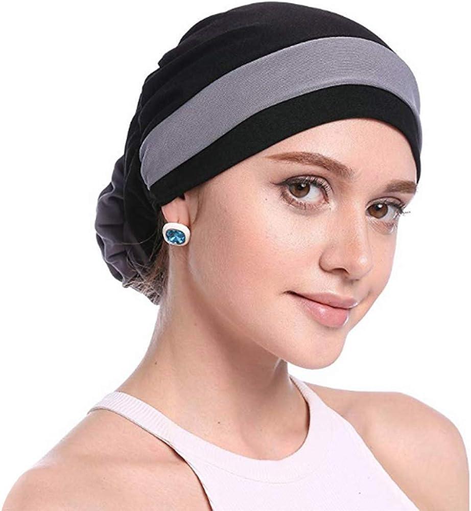 WETOO Sombreros y Gorras Boinas Mujer para Oncol/ógicos y para Quimioterapia