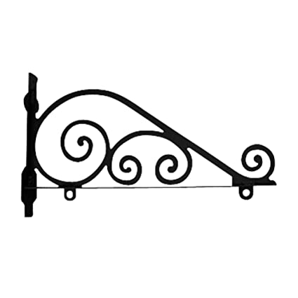 Amazon Iron Traditional Sign Post Bracket 40 Heavy Duty Gorgeous Decorative Sign Posts And Brackets