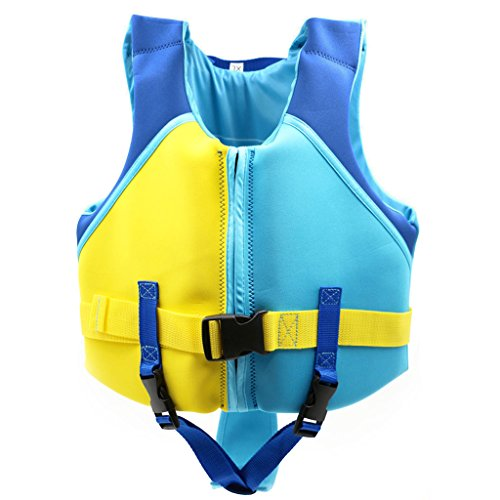 Children Float Vest Kids Swimming Training Jacket Learn to Swim for Boys