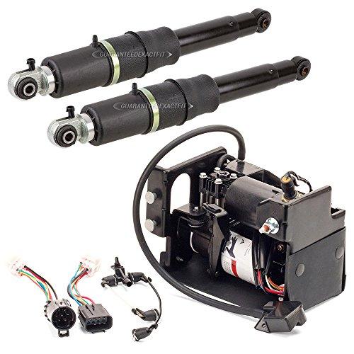 - Pair Rear Air Shock Absorber Set For Cadillac Escalade & GMC Yukon XL 1500 - BuyAutoParts 75-85158AA New