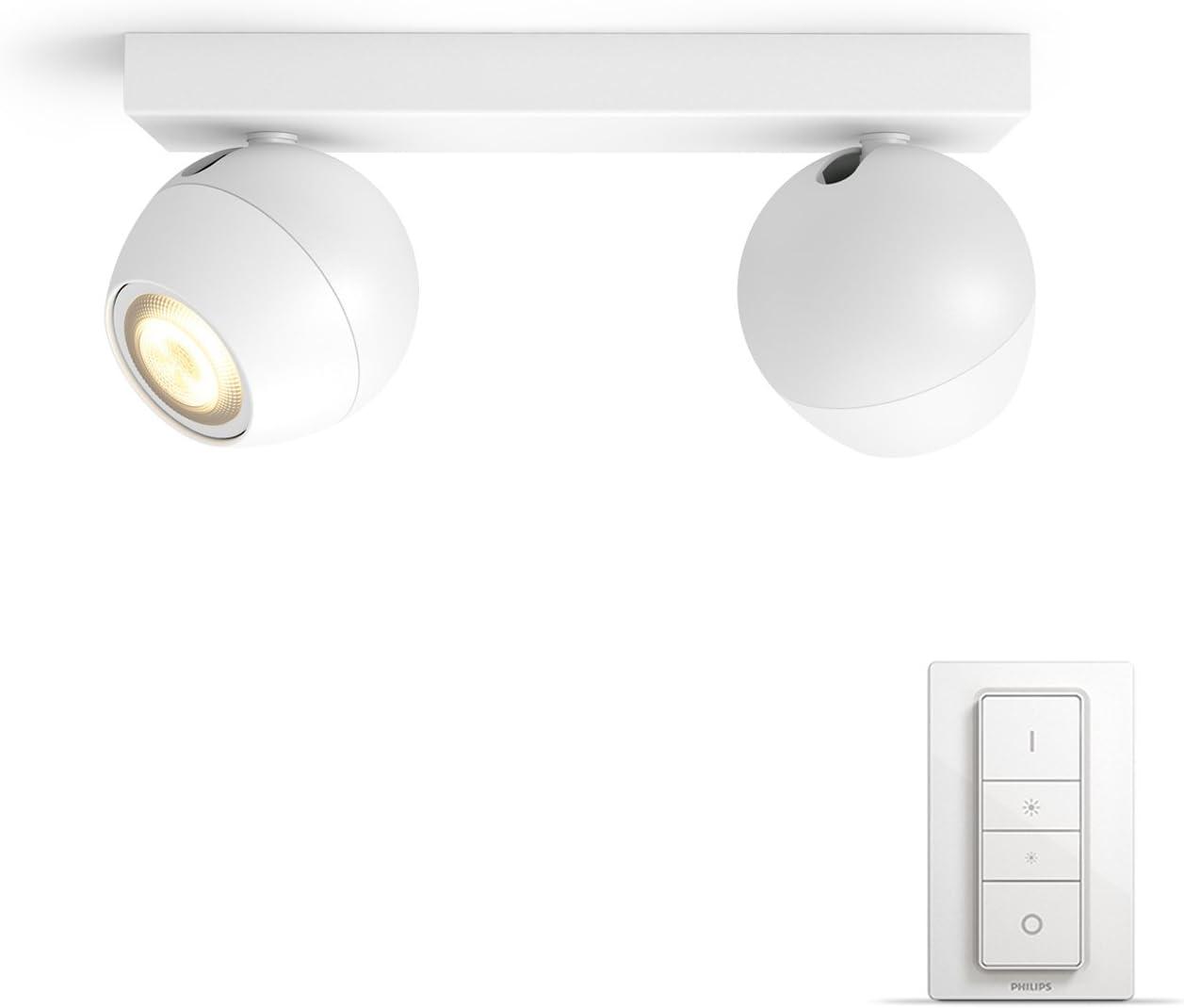 DEL Extérieur Mur Luminaire en acier inoxydable RGB Télécommande Lampe éclairage Variateur