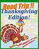 Road Trip - Thanksgiving Edition: Activity Book