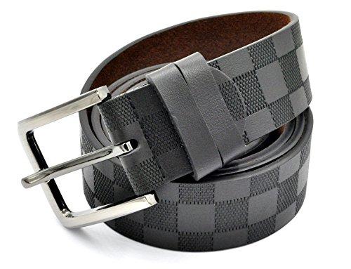 Luxury Designer GG Slim Belt for Women [3.2CM width] (Copper Buckle, 105CM [Waist Below 30'']) by Non-Branded
