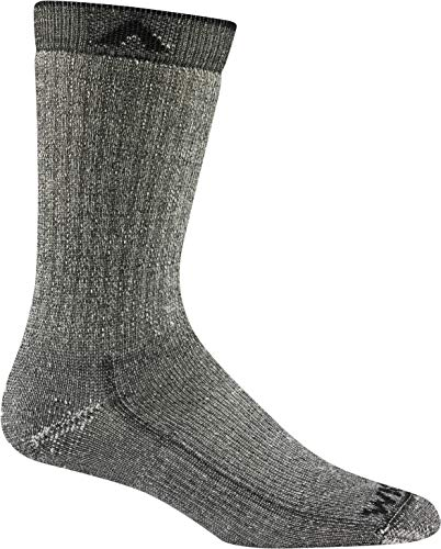 Wigwam Men's Merino Wool Comfort Hiker midweight Crew Length Socks Review