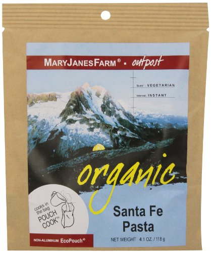 MaryJanesFarm Santa Fe Pasta, 4.1 Ounce Bag