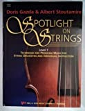 Spotlight on Strings, Doris Gazda and Albert Stoutamire, 0849733413