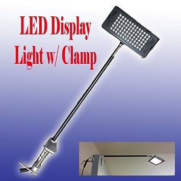 High Quality DSM TM LED Display Light White(6000k) W/ C Clamp For Trade