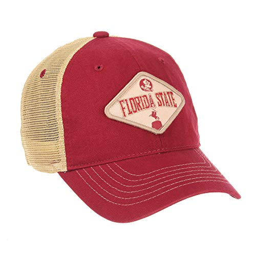 Florida State Seminoles Official NCAA Roadside Snap Back Adjustable Hat Cap by Zephyr 780091