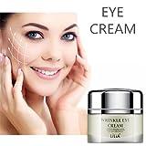 Image of The Best Eye Wrinkle Cream, Remove Bags, Dark Circles Under Eyes, Refresh Puffy Eyes & Get Rid of Wrinkles, Peptides, Retinol & Hyaluronic Acid Triple Action Anti-Aging Moisturizer, 100% Guaranteed