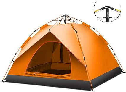 3-4 Personas Carpa de Camping Familiar Hexágono Carpas ...