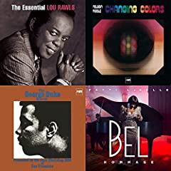 Avoid the afternoon slump with this swell mix of vocal and instrumental jazz tracks.