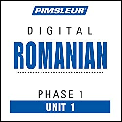 Romanian Phase 1, Unit 01