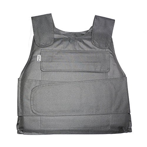 Shindn Manganese Steel Lined With Interlayer Safe Work Vest Defense Against Sharp Objects by Shindn (Image #1)
