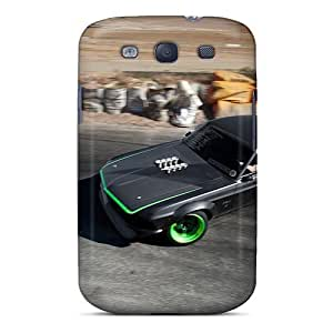 Galaxy S3 Case, Premium Protective Case With Awesome Look - Cool Drift