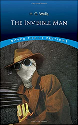 Image result for invisible man cover wells