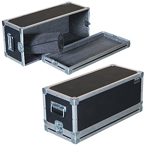 Head Amplifier 1/4 Ply Light Duty Economy ATA Case Fits SWR Workingman's 4004 Bass ()