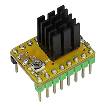 ACAMPTAR Piezas De La Impresora 3D 1 Unids Mks Lv8729 Módulo De ...